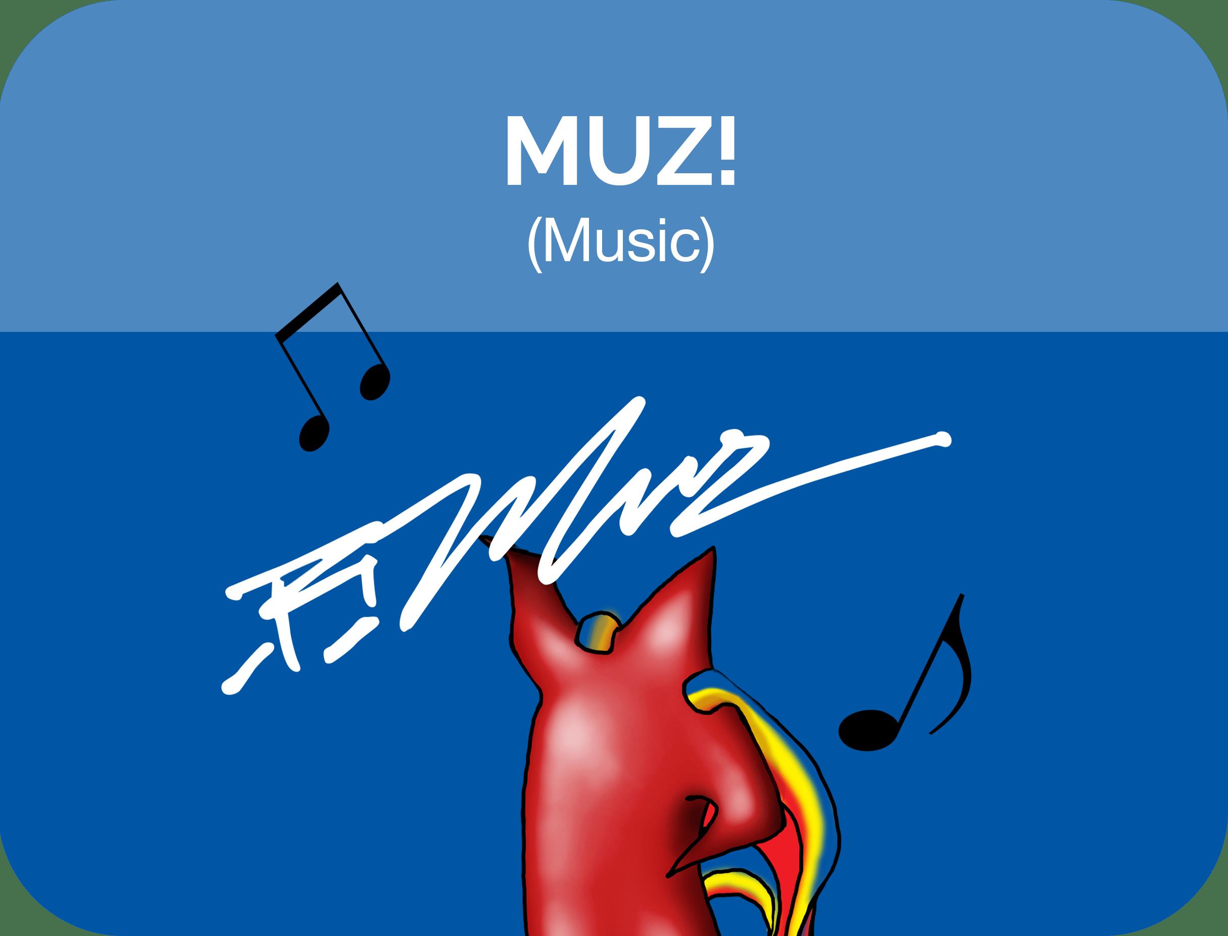 Super Me! Muz (music)